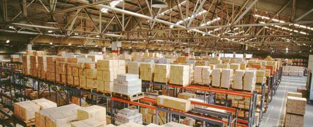 remove warehouse junk