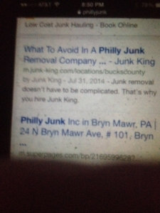 Philly Junk Junk King