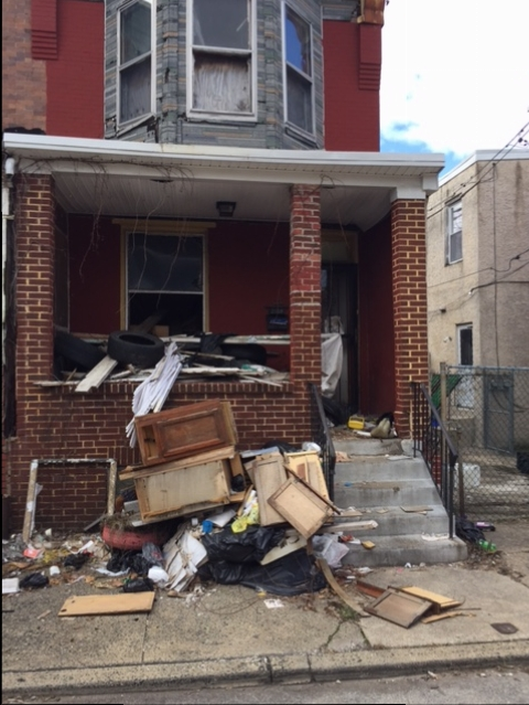 PhillyJunk® debris removal cleanout